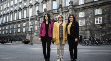 Tunisian eyes on the Danish election campaign